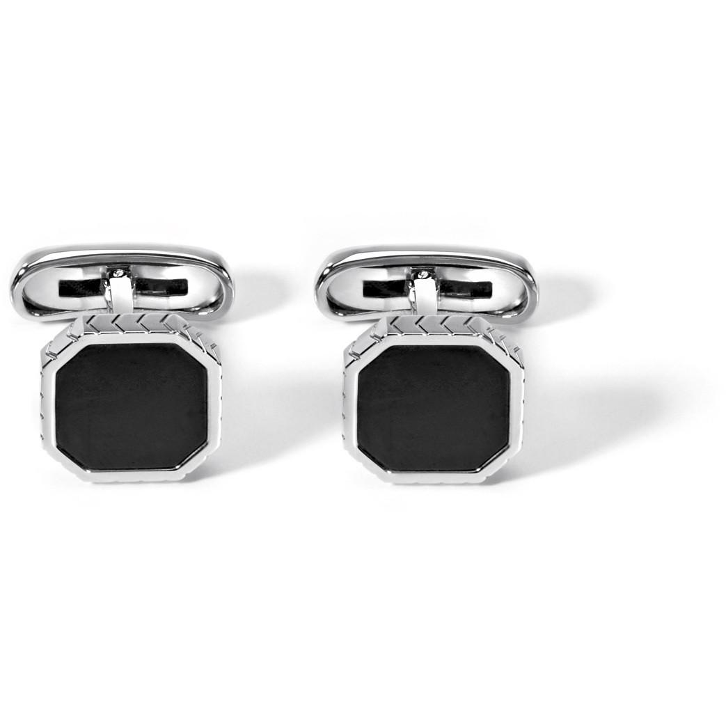 gemelli uomo gioielli Comete Acciaio UGM 145