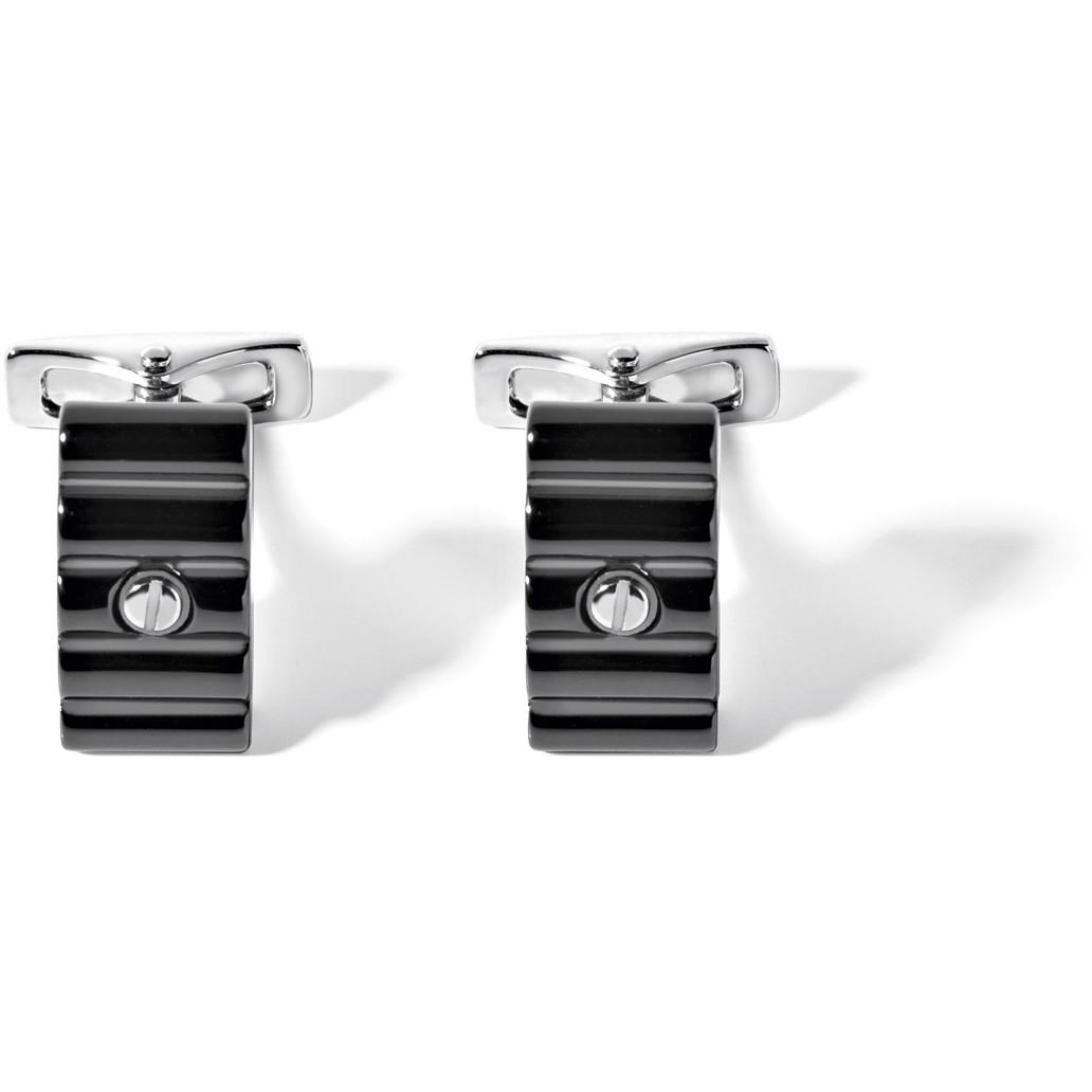 gemelli uomo gioielli Comete Acciaio UGM 151