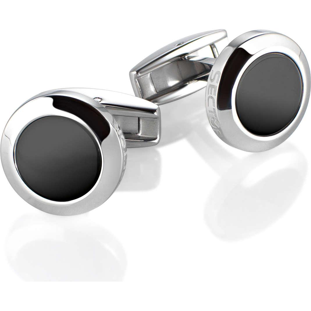 gemelli uomo gioielli Sector Row SAFU02