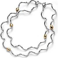 Halskette frau Schmuck Breil Flowing TJ1574