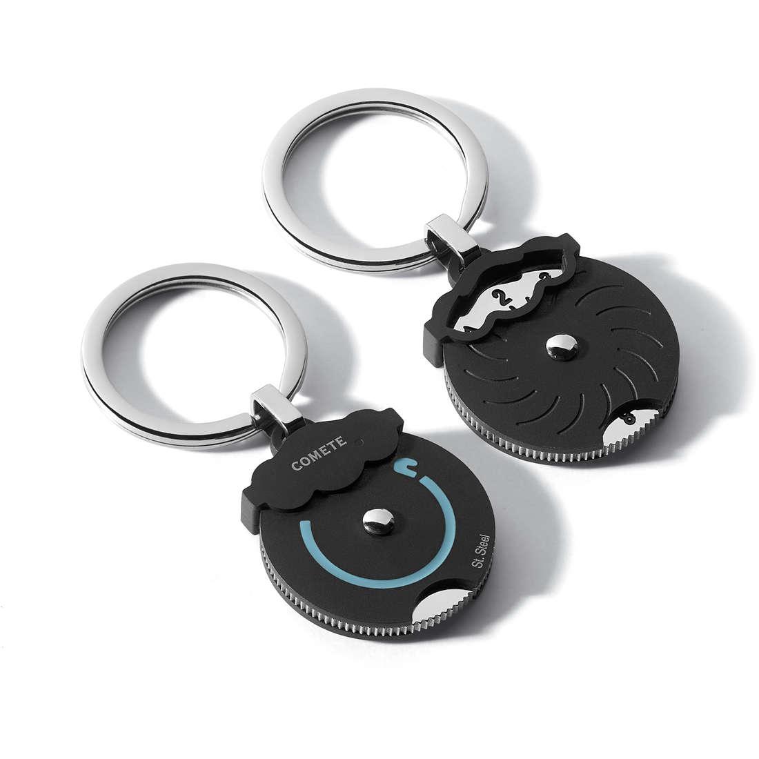key-rings man jewellery Comete Casco Azzurro UCH 157