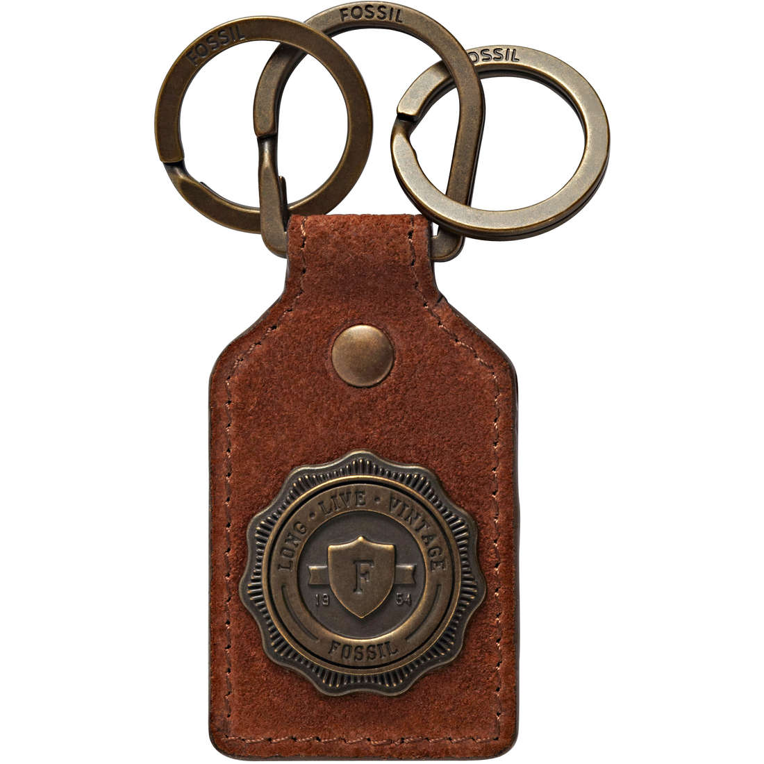 key-rings man jewellery Fossil MLG0022202