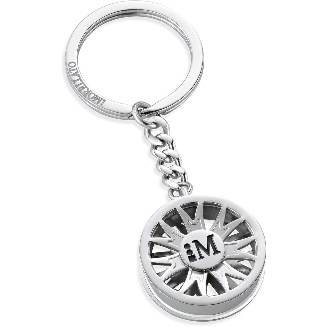 key-rings man jewellery Morellato CORSA CAR WHEEL SU3026