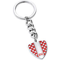 key-rings man jewellery Morellato CORSA RACING BLACK ENAMEL SU3028