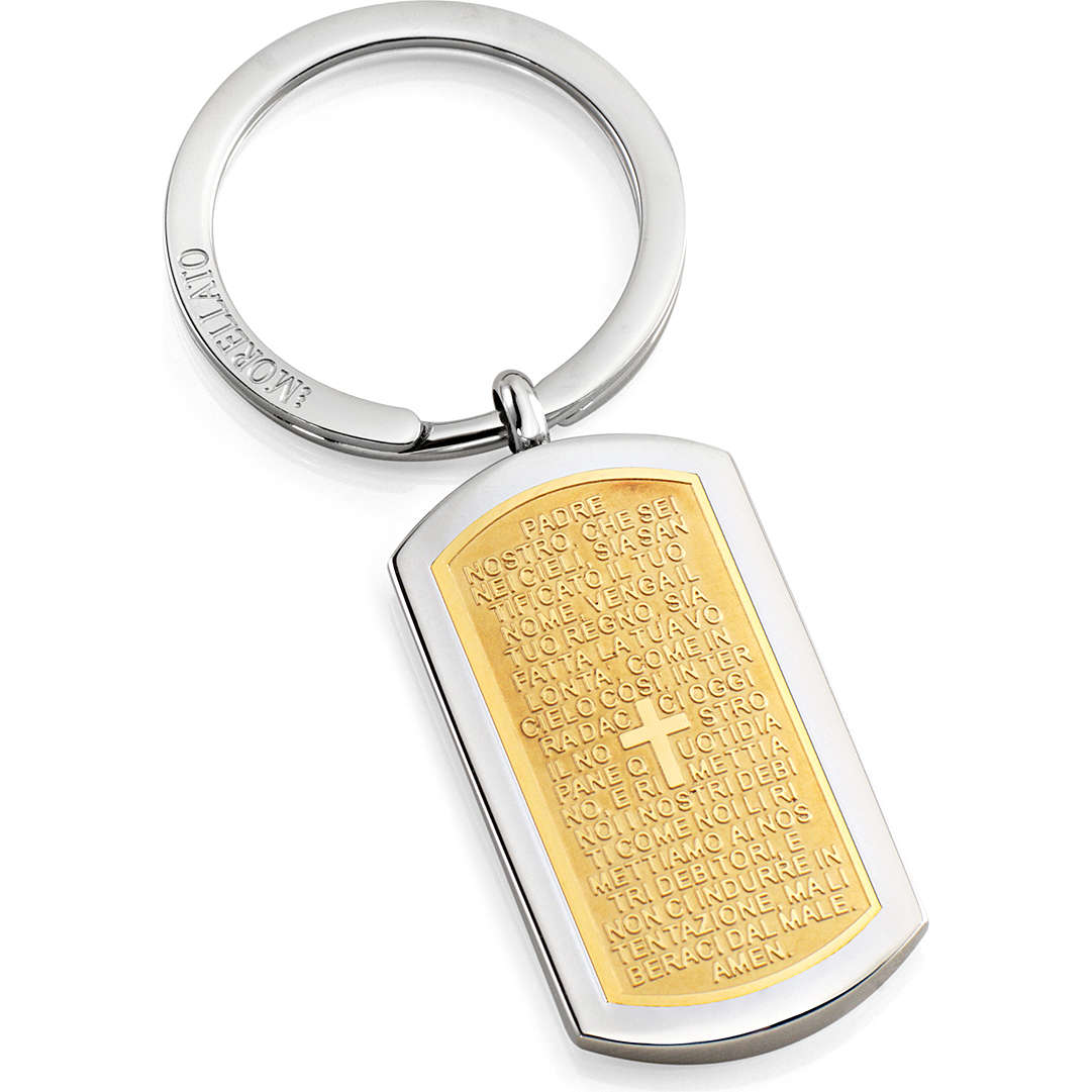 key-rings man jewellery Morellato SU3011