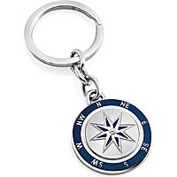 key-rings man jewellery Morellato Wind Blue SU3014