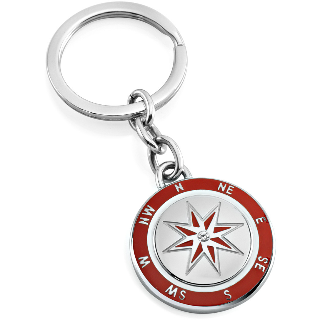 key-rings man jewellery Morellato WIND RED SU3015