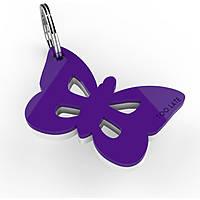 key-rings unisex jewellery Too late 8052745221945