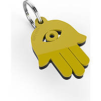 key-rings unisex jewellery Too late 8052745221969