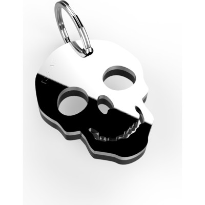 key-rings unisex jewellery Too late 8052745222003