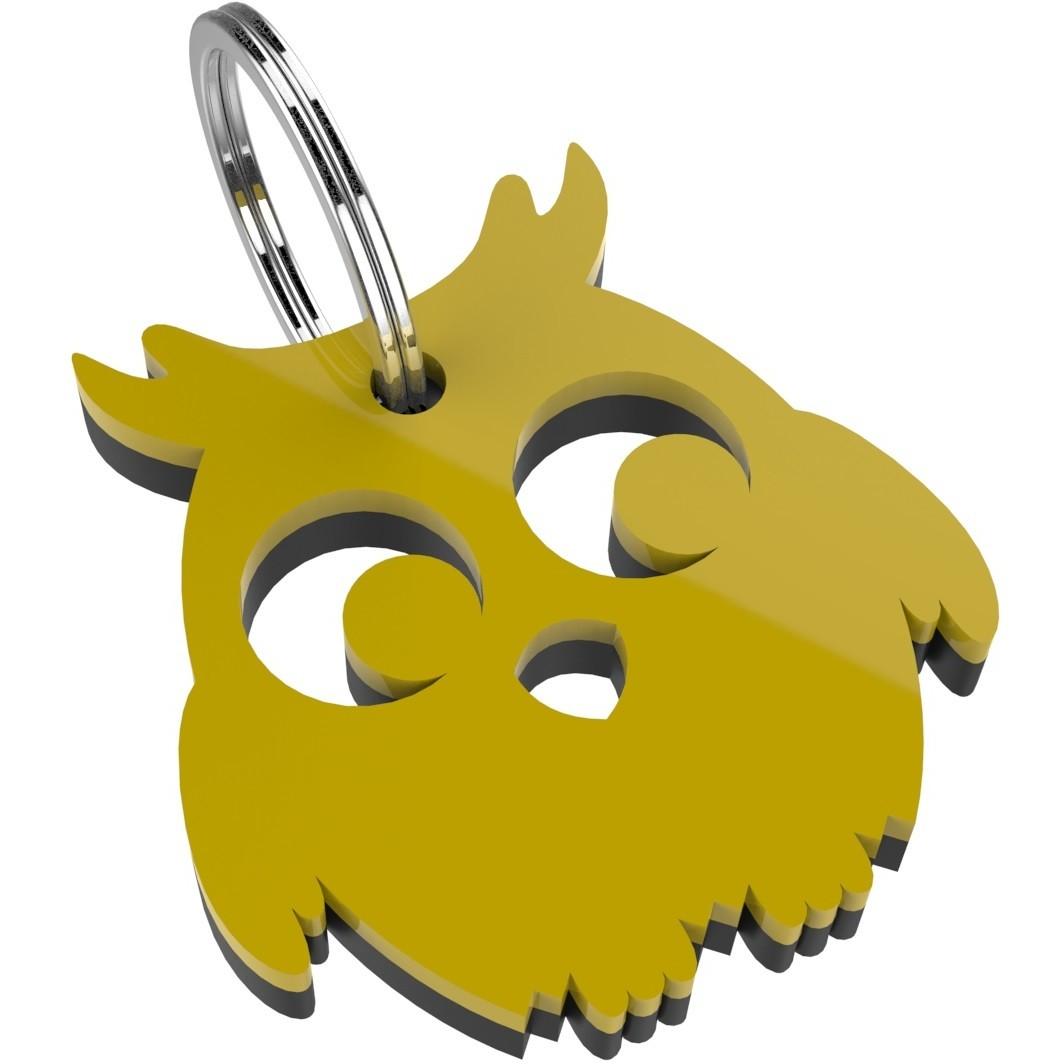 key-rings unisex jewellery Too late 8052745222027