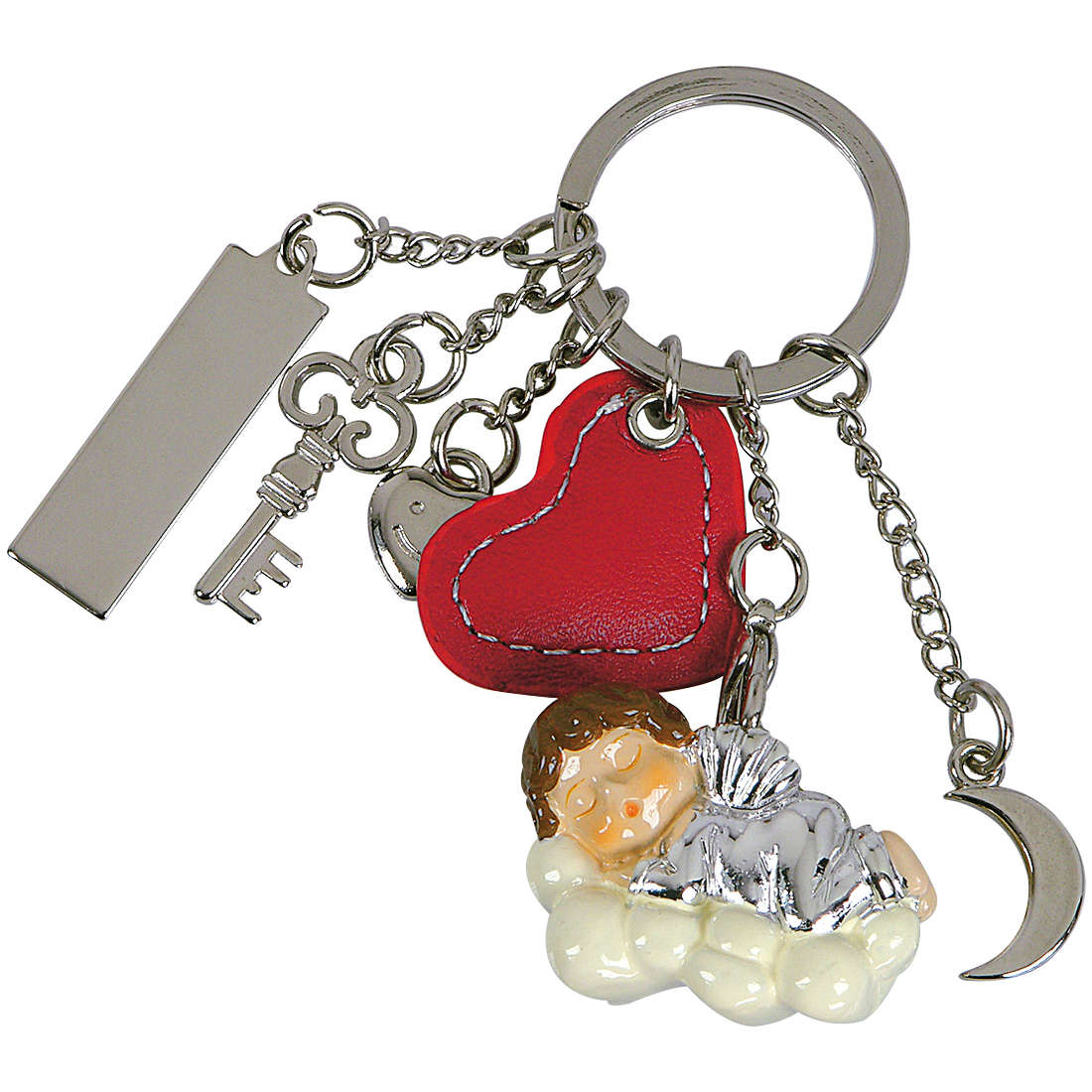 key-rings woman jewellery Bagutta 1628-11