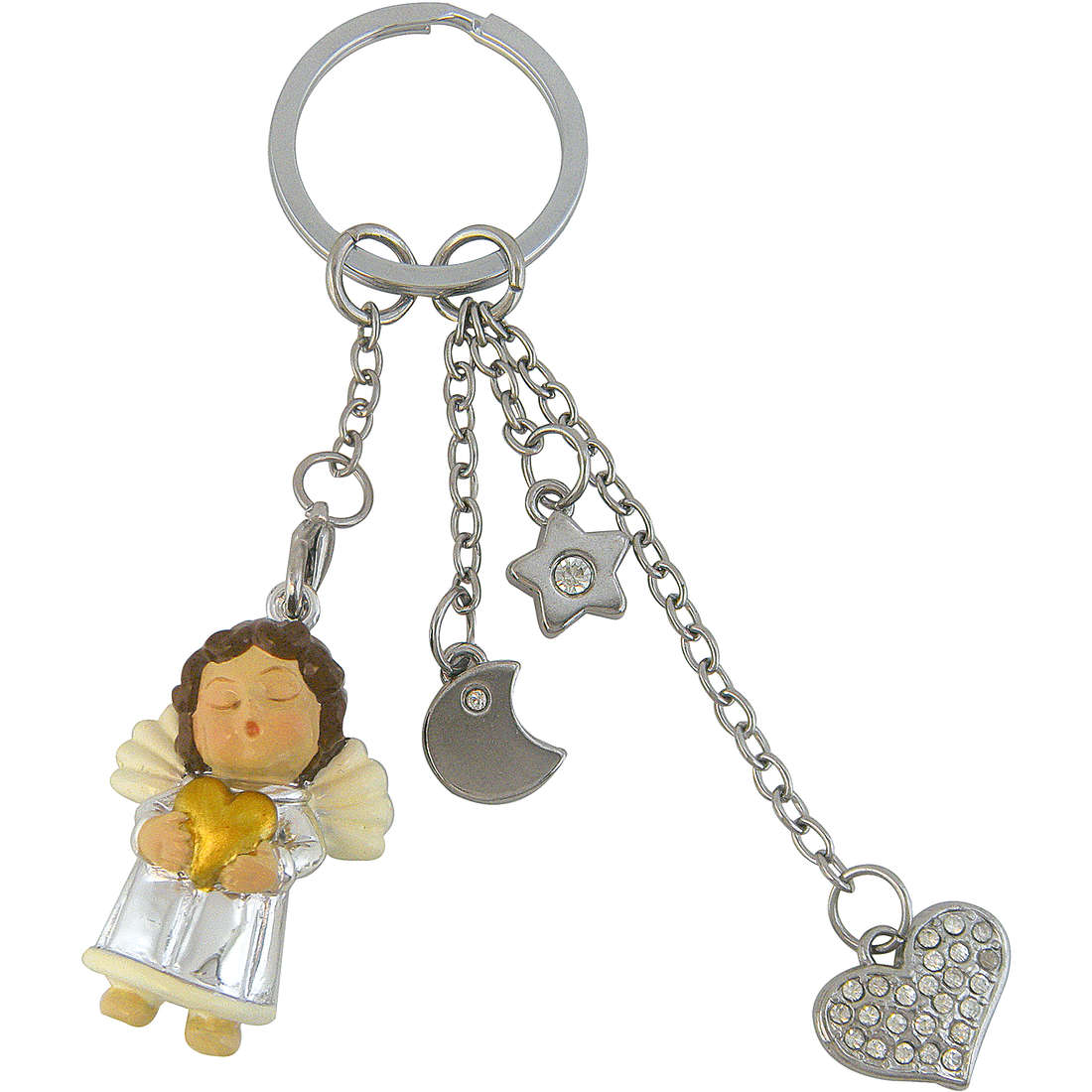 key-rings woman jewellery Bagutta 1628-13