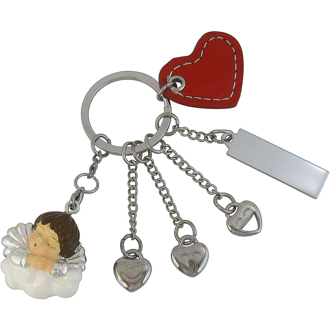 key-rings woman jewellery Bagutta 1628-14