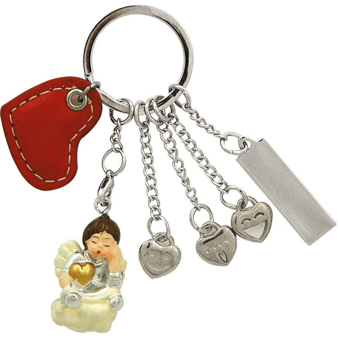 key-rings woman jewellery Bagutta 1628-16