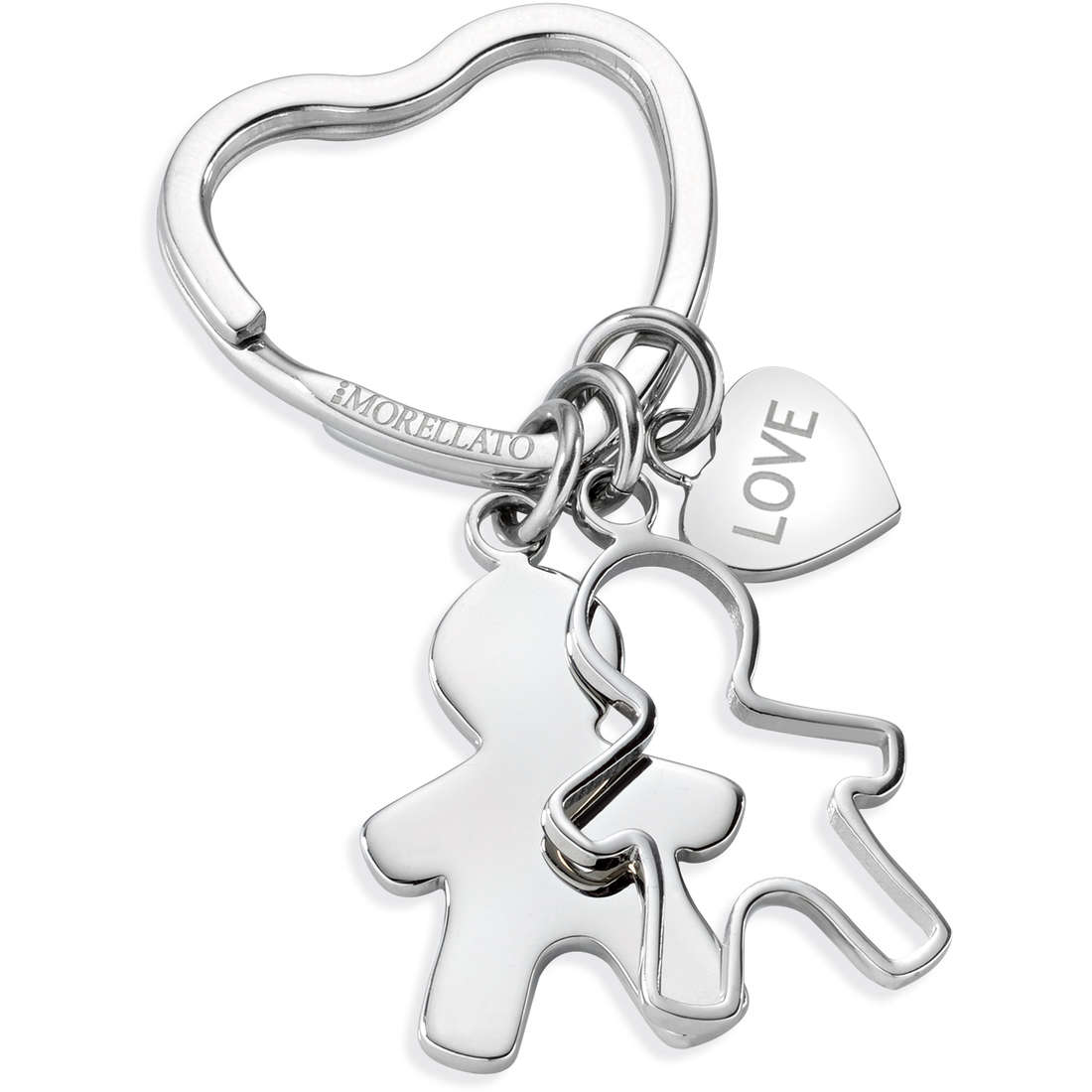 key-rings woman jewellery Morellato LOVE BOY & GIRL SD7127