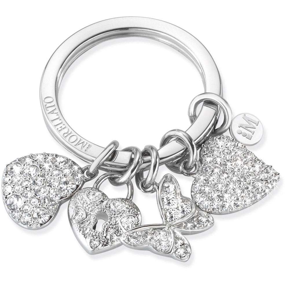 key-rings woman jewellery Morellato LOVE CHARMS SD7134