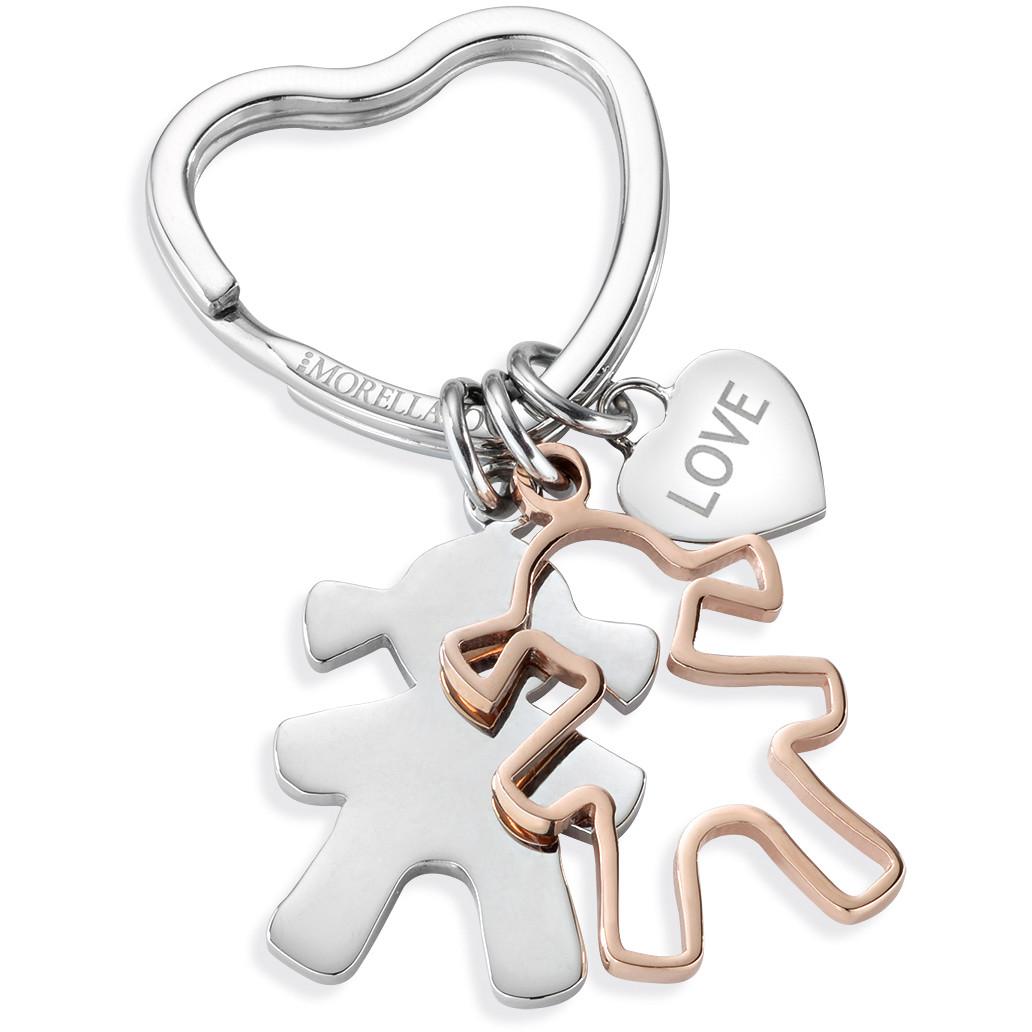 key-rings woman jewellery Morellato LOVE GIRL ROSE SD7126