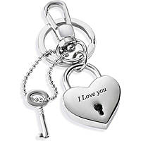 key-rings woman jewellery Morellato LOVE PADLOCK HEART SD7129