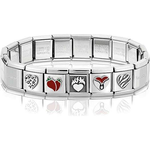 modulaire femme bijoux Nom.Composable 339071/19