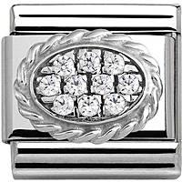 modulaire femme bijoux Nom.Composable Pave 330316/03