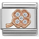 modulaire femme bijoux Nom.Composable Simboli 430302/14