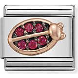 modulaire femme bijoux Nom.Composable Simboli 430311/03