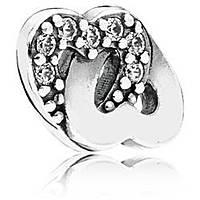 modulaire femme bijoux Pandora Petite Memories 792164cz