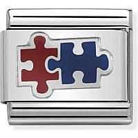 modulaire homme bijoux Nom.Composable 330202/37
