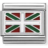 modulaire homme bijoux Nom.Composable Bandiere 330207/21