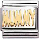 modulaire unisex bijoux Nom.Composable 030107/21
