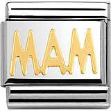 modulaire unisex bijoux Nom.Composable 030107/22