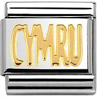 modulaire unisex bijoux Nom.Composable 030107/24