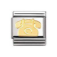 modulaire unisex bijoux Nom.Composable 030108/10
