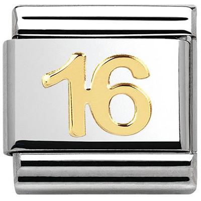 modulaire unisex bijoux Nom.Composable 030109/35