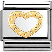 modulaire unisex bijoux Nom.Composable 030116/19