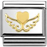 modulaire unisex bijoux Nom.Composable 030116/20