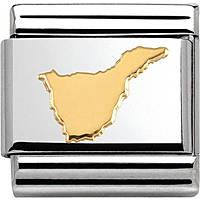 modulaire unisex bijoux Nom.Composable 030128/14