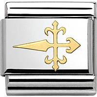 modulaire unisex bijoux Nom.Composable 030145/13