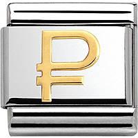 modulaire unisex bijoux Nom.Composable 030145/19