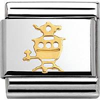 modulaire unisex bijoux Nom.Composable 030145/20