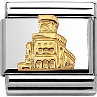 modulaire unisex bijoux Nom.Composable 030146/12