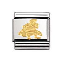 modulaire unisex bijoux Nom.Composable 030149/04