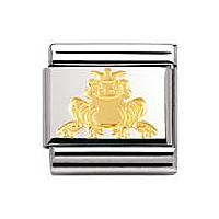 modulaire unisex bijoux Nom.Composable 030149/08