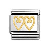 modulaire unisex bijoux Nom.Composable 030152/04
