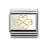 modulaire unisex bijoux Nom.Composable 030152/05