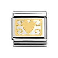 modulaire unisex bijoux Nom.Composable 030153/04