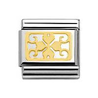 modulaire unisex bijoux Nom.Composable 030153/07