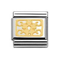 modulaire unisex bijoux Nom.Composable 030153/08