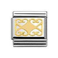 modulaire unisex bijoux Nom.Composable 030153/09